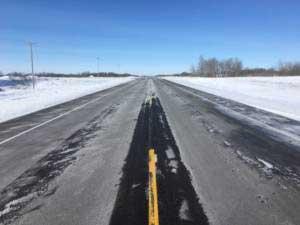 Salty Roads