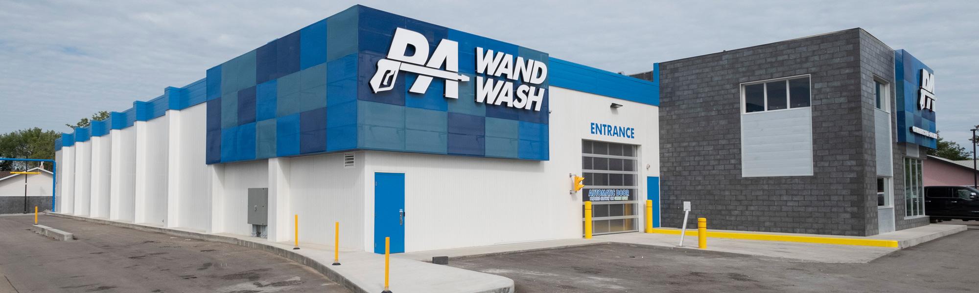 PA Wand Wash