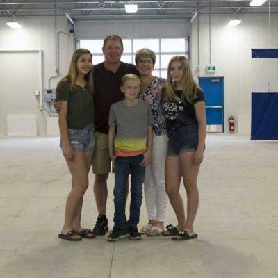 Meeks Family